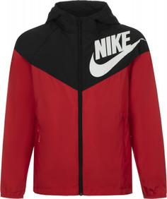 Куртка для мальчиков Nike Sportswear Windrunner, размер 147-158