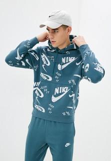 Худи Nike M NSW CLUB HOODIE PO BB AOP 1