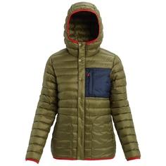 Куртка пуховая Burton 19-20 W Evrgrn Dwn Hd Ins Mrtini/Drsblu - S
