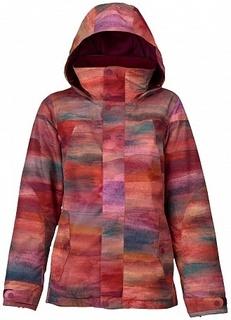 Куртка для сноуборда Burton 17-18 Wb Jet Set JK Sedona - XS