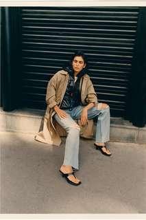 Тренч 2 в 1, лимитированная коллекция Zara