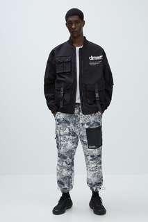 Базовая куртка-бомбер Zara