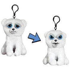 Мягкая игрушка-брелок Feisty Pets Медведь, 11 см