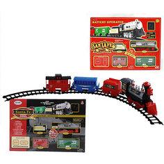 Железная дорога Eztec Santa Fe Special Train Set