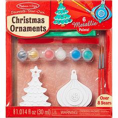 """Создай елочные игрушки Melissa & Doug """"Творчество"""""""