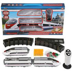 Железная дорога Играем вместе на инфракрасном управлении, 39 деталей