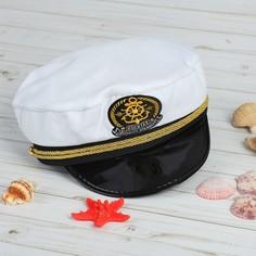 Шляпа капитана взрослая Страна Карнавалия