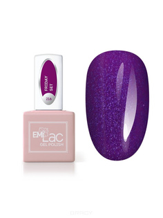 E.Mi, Гель-лак для ногтей, E.MiLac (392 тона) №216 HP Пятничный сет EMI