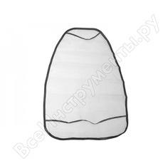 Защитная накидка на спинку переднего сидения 61х46 см, прозрачная dollex nsp-001