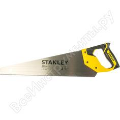Ножовка 450 мм stanley jet cut fine 2-15-595