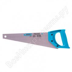 Ножовка для работы с ламинатом 360мм gross piranha 24121