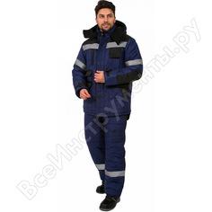 Зимний костюм факел беркут, темно-синий/черный, 52-54, 170-176 87472323.005