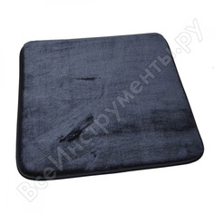 Накидка сиденья skyway arctic меховая, искусственный мутон, 2 предмета, без спинки, серый s03002002