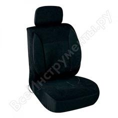 Чехол на сиденье с подогревом skyway велюр, с терморегулятором s02202003