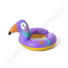 Надувной круг для плавания bestway животные 36112 bw