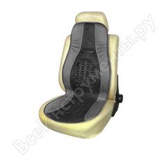 Накидка на сиденья skyway drive серо/черный s01302003