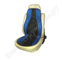 Накидка на сиденья skyway drive черно/синий s01302001