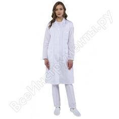 Женский халат факел стандарт белый, 40-42, 158-164 50999000.014