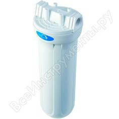 """Магистральный фильтр для воды со сменным картриджем гейзер 1п 1/2""""х3/4 32057"""