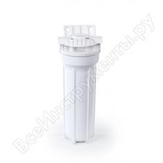 Магистральный фильтр для воды со сменным картриджем гейзер 1п 1/2 лв 32071