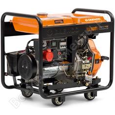 Дизельный генератор daewoo ddae 6000xe-3