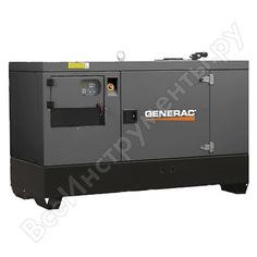 Дизельный генератор в шумозащитном кожухе generac pme 30 s