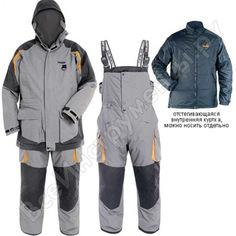 Зимний костюм norfin extreme 4 05 р.xxl 335005-xxl