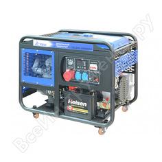 Дизельный генератор с электронной панелью тсс sdg 10000eh3 077029