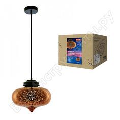 Декоративный подвесной светильник fametto dlc-g444 e27 copper серия galassia ul-00001834