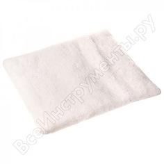 Накидка сиденья skyway arctic искусственный мех, мутон, 1 шт, белый, без спинки s03003003