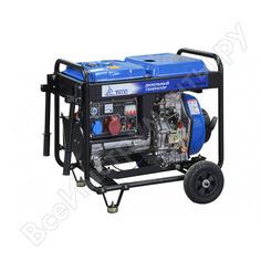 Дизельный генератор тсс sdg 7000eh3 100018