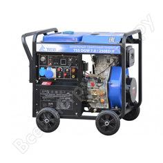Инверторный дизельный сварочный генератор тсс dgw 7.0/250ed-r 018692
