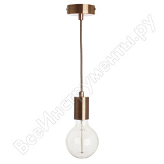 """Подвесной светильник лаборатория света """"33 идеи"""" pnd.107.01.01.028.ac"""