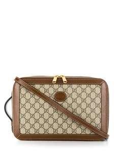 Gucci сумка на плечо с узором GG Supreme