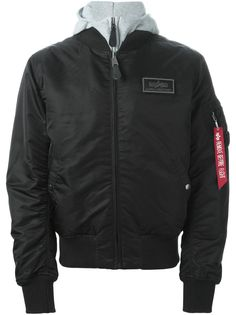 Alpha Industries куртка MA-1 D-TEC
