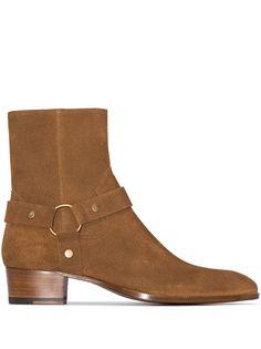 Saint Laurent ботинки Wyatt