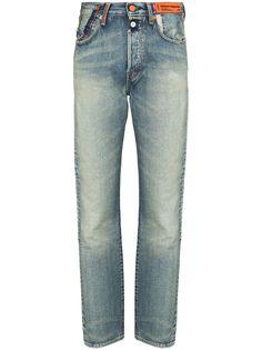 Heron Preston прямые джинсы Levis 501