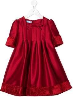 Mi Mi Sol платье со складками