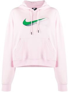 Nike худи Icon Clash с логотипом