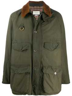 Gucci куртка с карманами карго