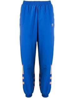 adidas спортивные брюки с логотипом