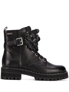 LIU JO декорированные ботинки