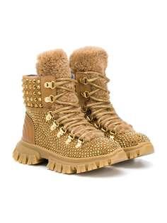 Mi Mi Sol ботинки с заклепками