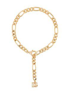 Dolce & Gabbana удлиненная цепочка на шею
