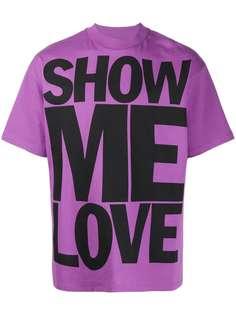 Honey Fucking Dijon футболка Show Me Love