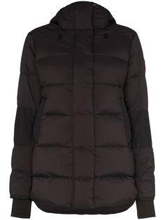 Canada Goose куртка Alliston с капюшоном