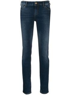 Emporio Armani джинсы скинни с логотипом