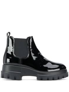 AGL ботинки с эластичными вставками