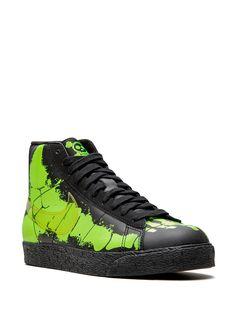 Nike Kids кроссовки Blazer Mid Premium