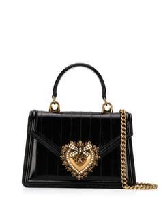 Dolce & Gabbana маленькая сумка-тоут Devotion